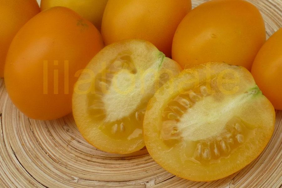 Tomate 'König Humbert, gelb' Saatgut