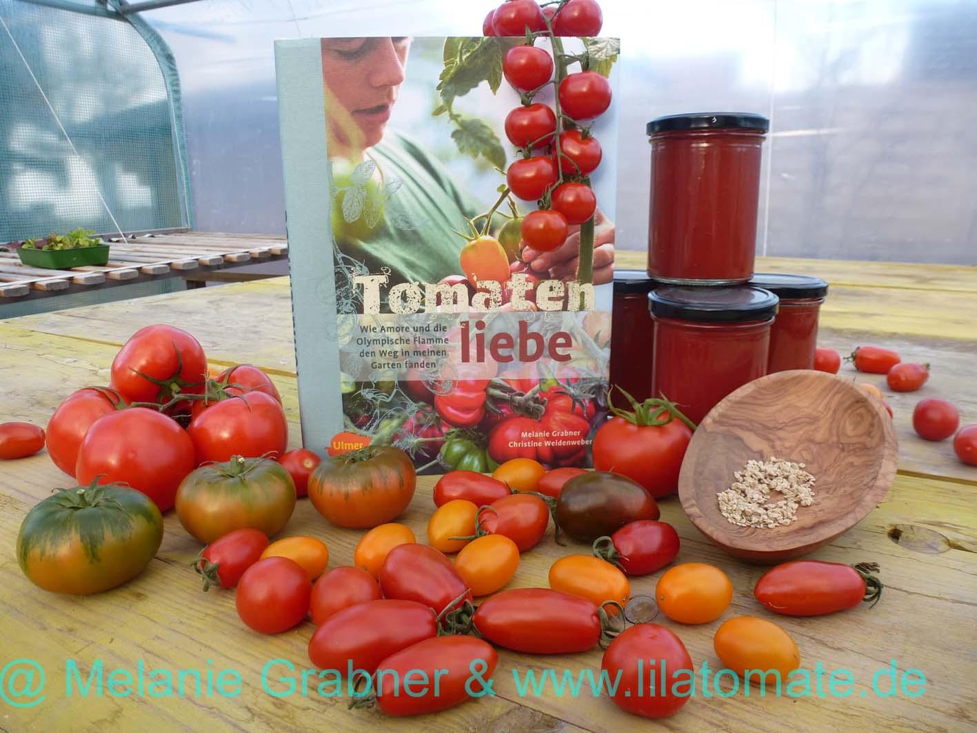 Buch Tomatenliebe