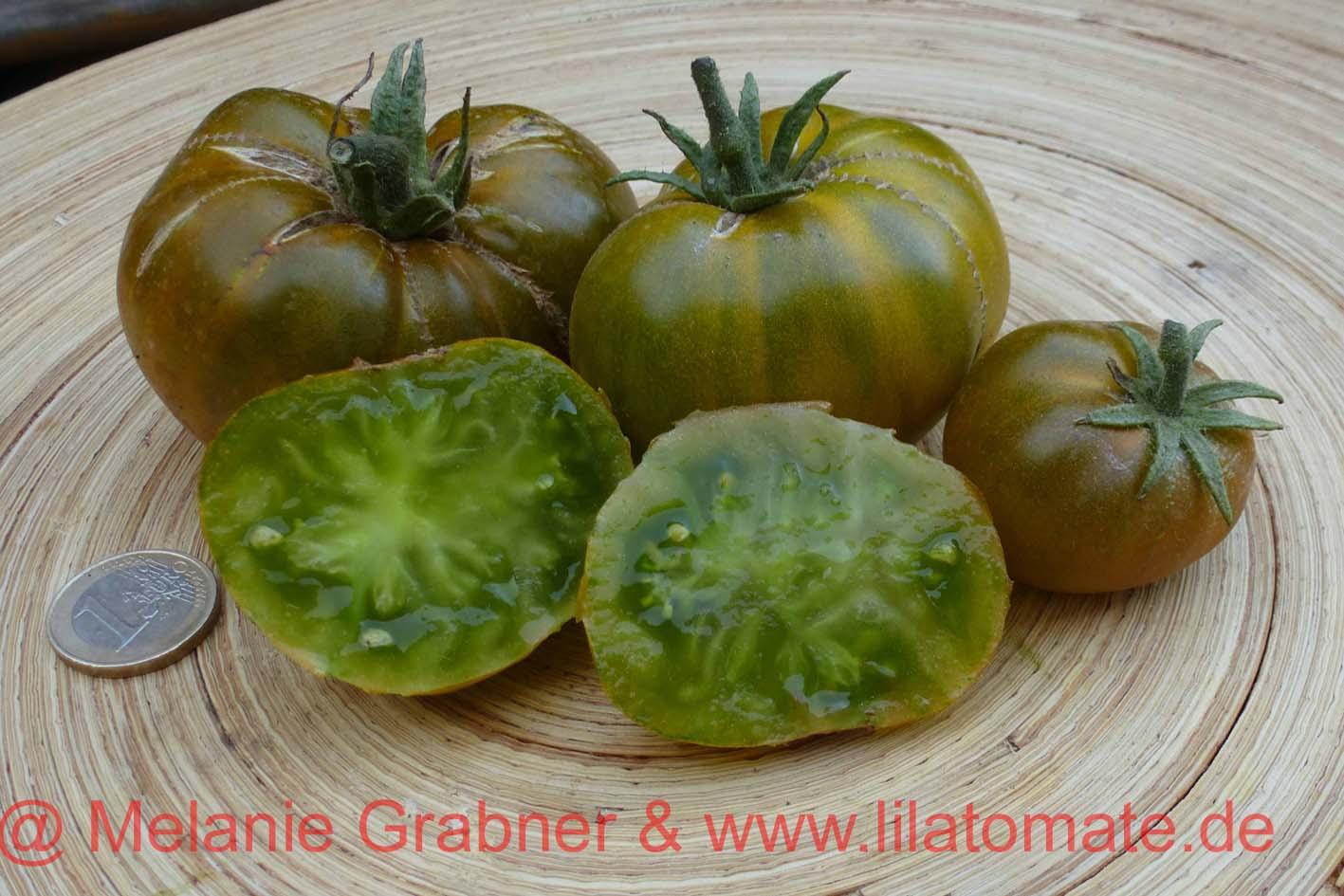 Tomate 'Evergreen' Saatgut